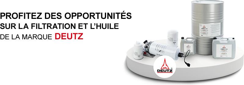 Profitez des opportunités Deutz