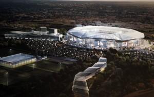 Stade Lyon (OL) et groupes électrogènes Cummins