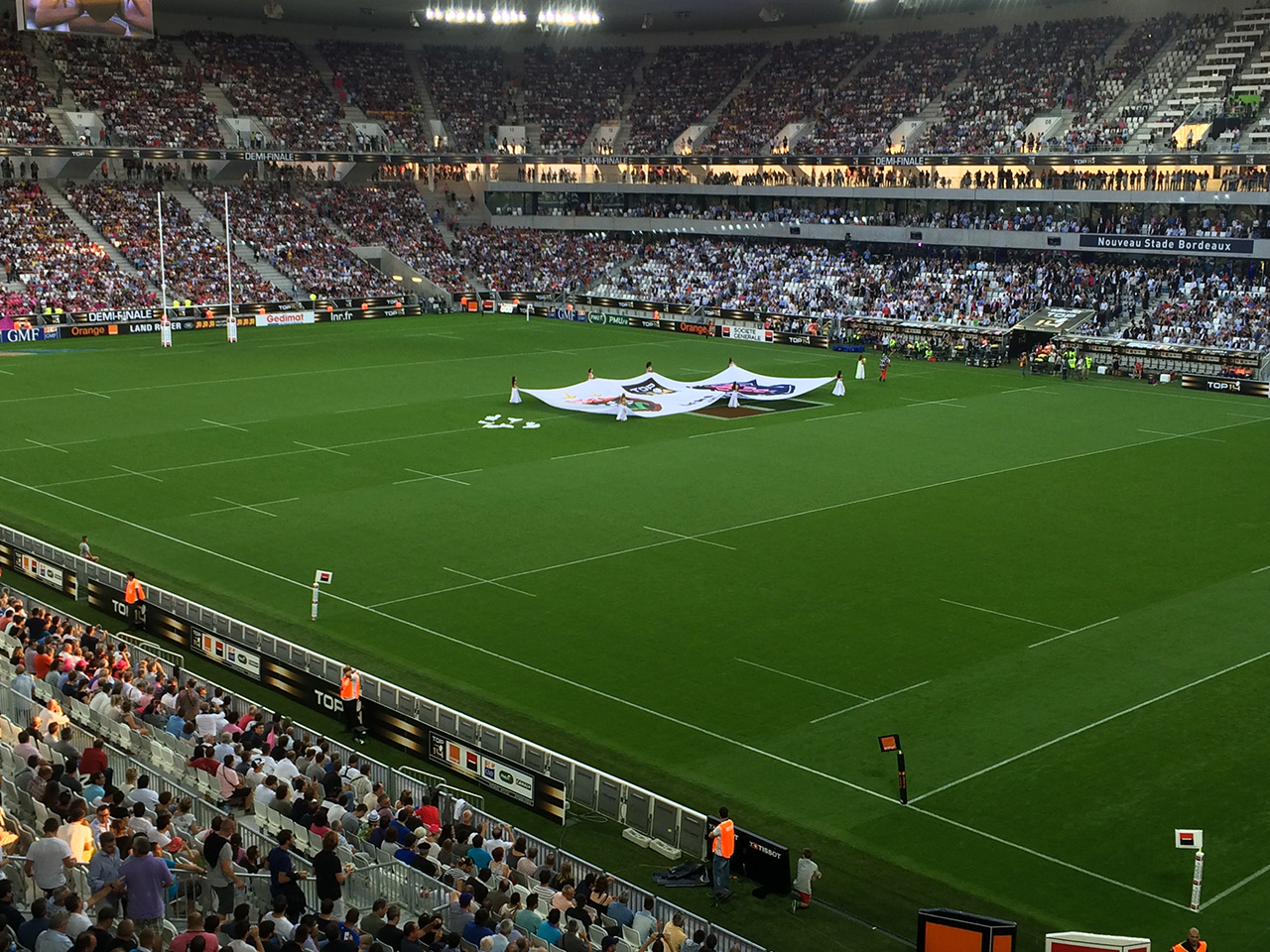 nouveau stade Bordeaux Laporte